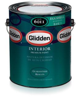 Glidden Premium Collection Interior Paint Eggshell