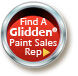 Find a Glidden Sales Rep to use Glidden contractor paint services