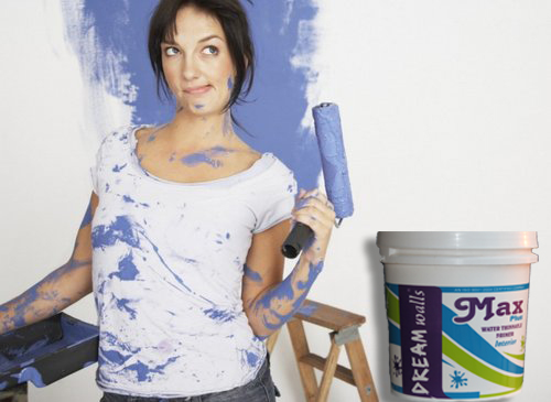 Dreamwalls Max Interior Waterbased Primer