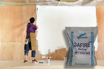 Safire Exterior Wall Putty
