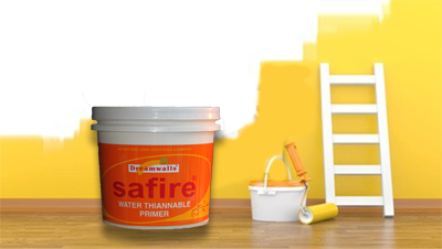 Dreamwalls Saffire Waterbased Primer